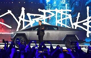 Tesla med dårlig nytt om Cybertruck