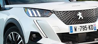 El-SUV fra Peugeot til 300.000 får terningkast 5