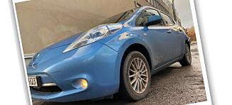 Dette bør du passe på om du skal kjøpe brukt og rimelig elbil