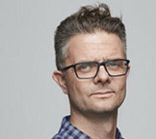 DELT: Kommuniksjonssjef i NAF, Nils Sødal liker Ionitys løsning, men ikke prisen. Foto: NAF