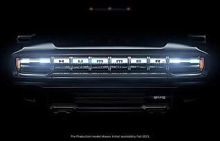 GM bekrefter elektrisk Hummer