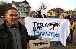 Tesla stoppet av miljøorganisasjon