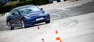 Tesla-sjåfører krasjer mest