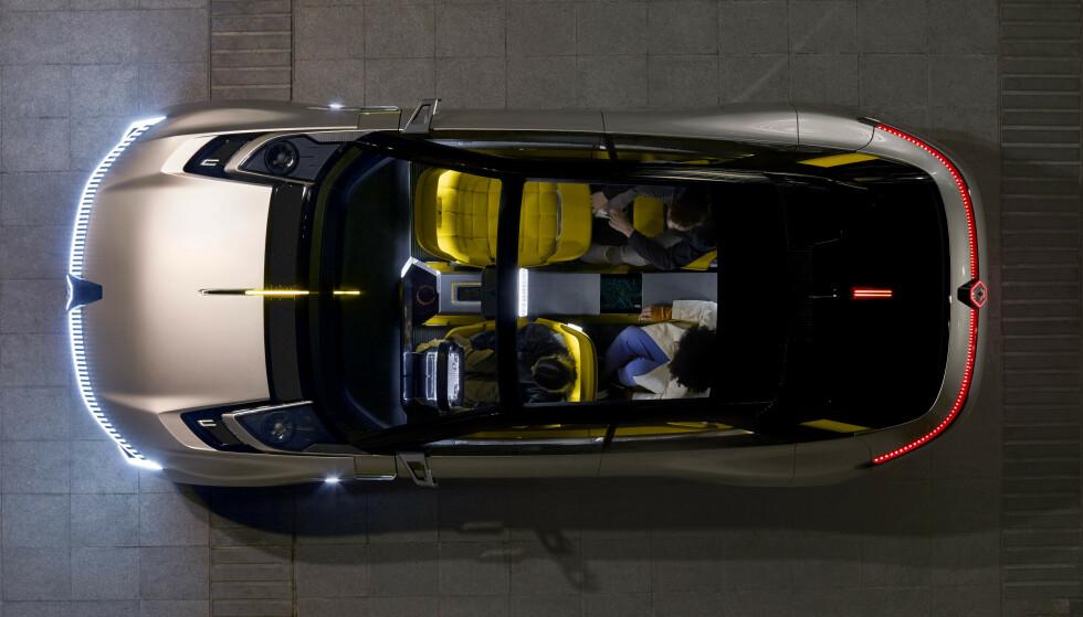 Her er elbilen med justerbar størrelse
