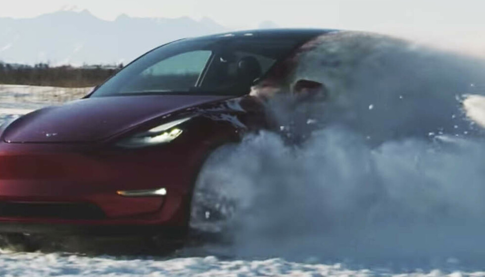 Derfor kommer Tesla Model Y med varmepumpe