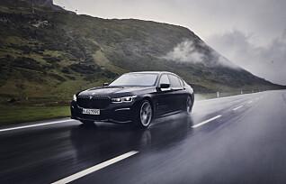 BMW avslører: Ny toppmodell blir elektrisk