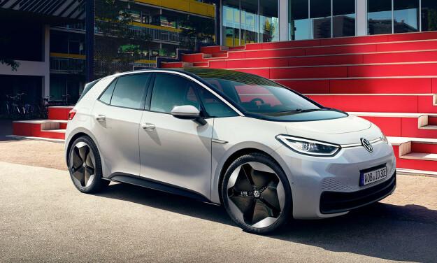 <strong>DEN NYE FOLKEVOGNA:</strong> Spørsmålet er om prisen er god nok. Foto: VW