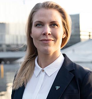 KLAGE? Jurist i Forbrukerrådet Caroline Skarderud forklarer reglene. Foto: Forbrukerrådet