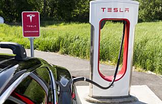 Tesla øker ladeprisene