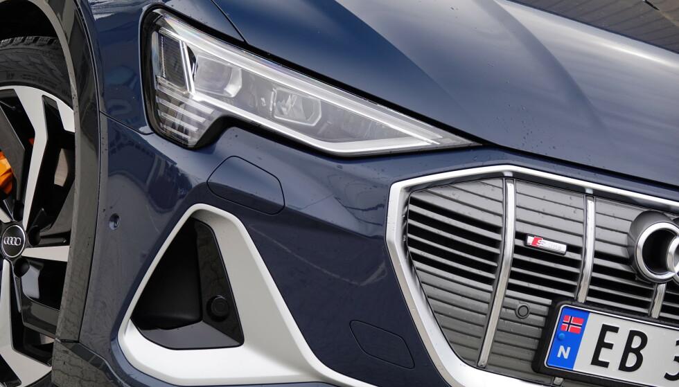 BESTSELGER: Audi e-tron er mest solgte elbil fjerde måneden på rad. Foto: Fred Magne Skillebæk