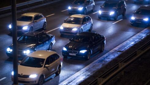 Eldre biler er verken bra for miljøet eller trafikksikkerheten. Foto: Jon Olav Nesvold / NTB scanpix.