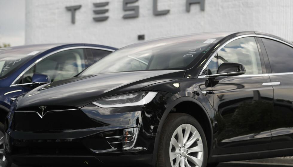 Tesla med flest feil av alle