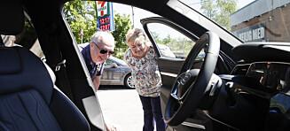 Erna Solberg hyller nytt selskap