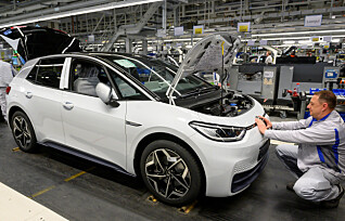 Her er de endelige prisene på VW ID.3