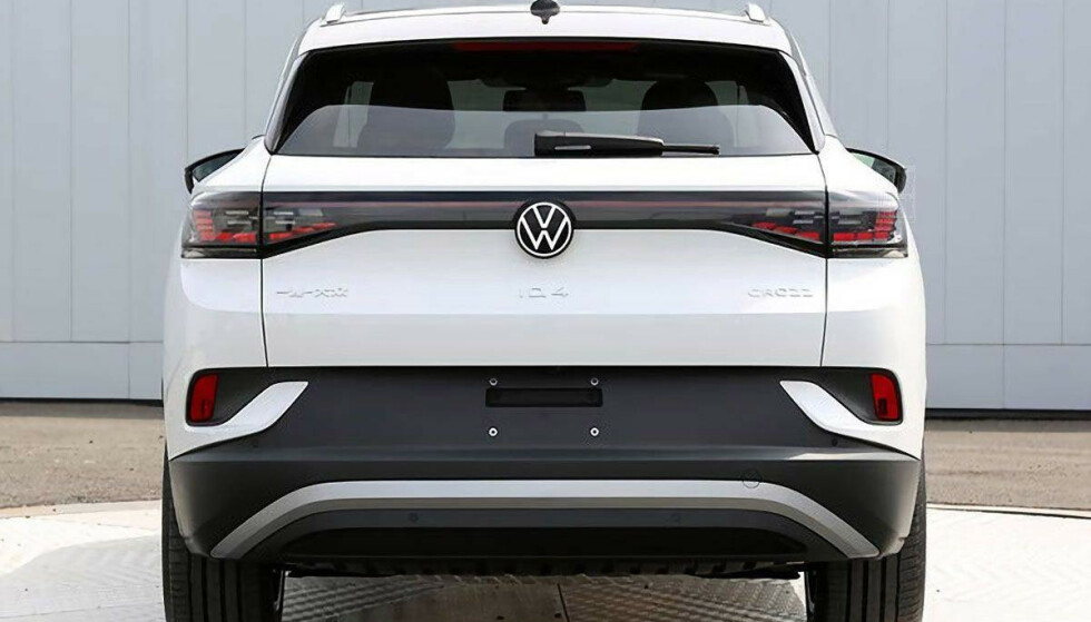 VW ID.4 avslørt