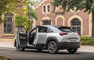 Mazda MX-30 endelig testet