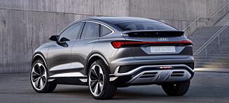 Hørt om Audi Q4 e-tron Sportback?