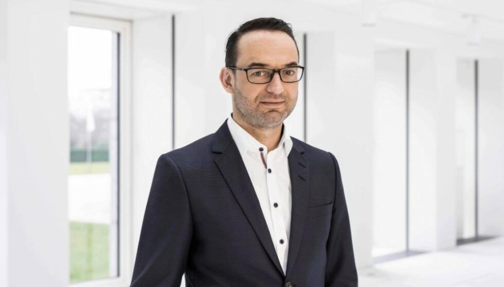 NYE OPPGAVER: Christian Senger får andre oppgaver innad i VW. Foto: VW
