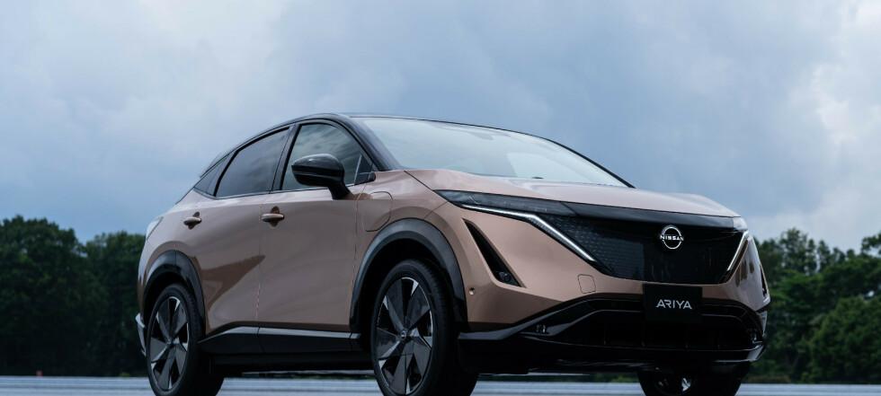 Alt vi vet om el-SUV'en Nissan Ariya