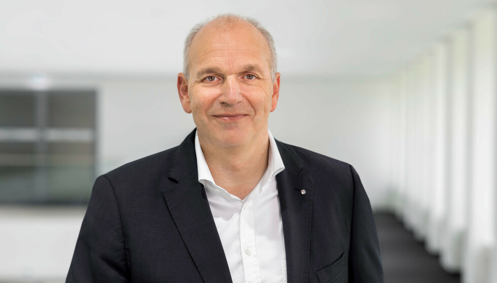 SENTRAL: Jürgen Stackmann er en sentral figur i fødselsprosessen rundt elektrifiseringen i VW-konsernet. Foto: VW