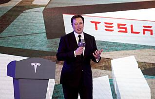 - Jeg tilbød Apple å kjøpe Tesla