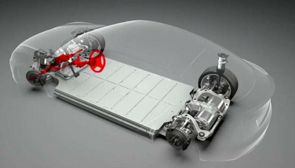 BATTERIER: Usikkerheten rundt elbilers batteri bør nå være over en gang for alle.