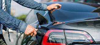 Se hvor mye det koster å lade din bil
