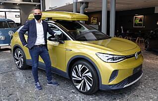 Er dette Norges mest solgte elbil i 2021?