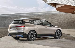 Her er BMWs sprell nye elbil
