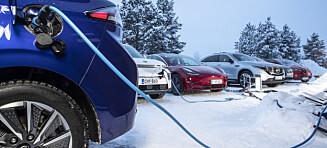Norge har nå 400.000 elbiler
