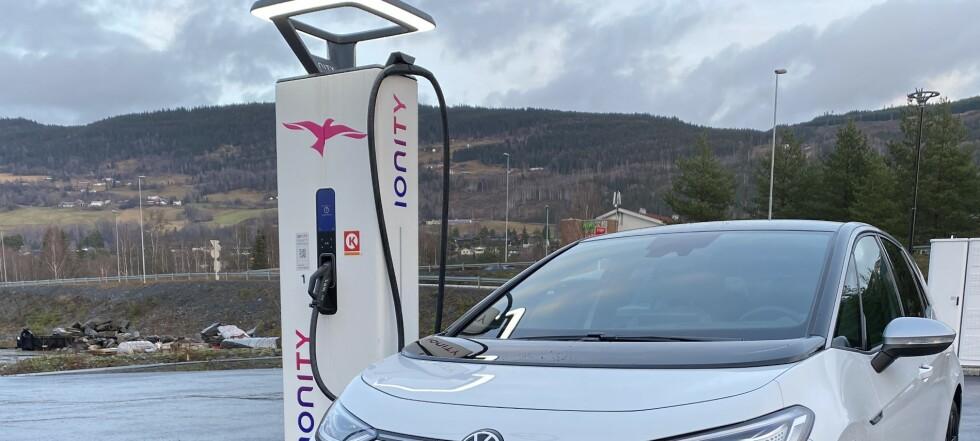 Tesla eller VW?Rått parti