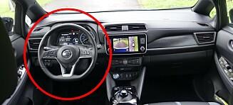 Nissan Leaf får etterlengtet nyhet