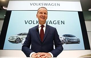 Volkswagen viser muskler mot Musk