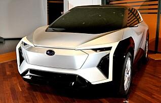 Ingen 2021-modeller i Norge fra Subaru