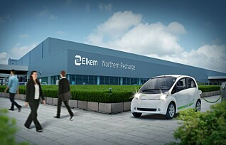 Norge kan få flere elbilbatteri-fabrikker
