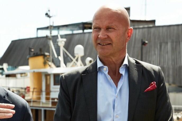 STORSATSING: Terje Andersen leder Morrow Batteries, og har stor tro på Norge som produksjonsland for grønne elbilbatterier. Foto: Agder Energi