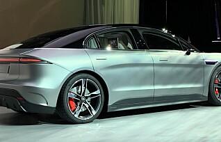 Bekreftet: Sony fortsetter utvikling av spenstig elbil