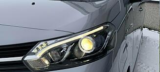 Nå er den her: Toyota Proace Electric