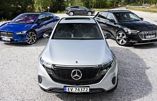 Sjekk lista: Disse elbil-eierne er mest og minst fornøyde