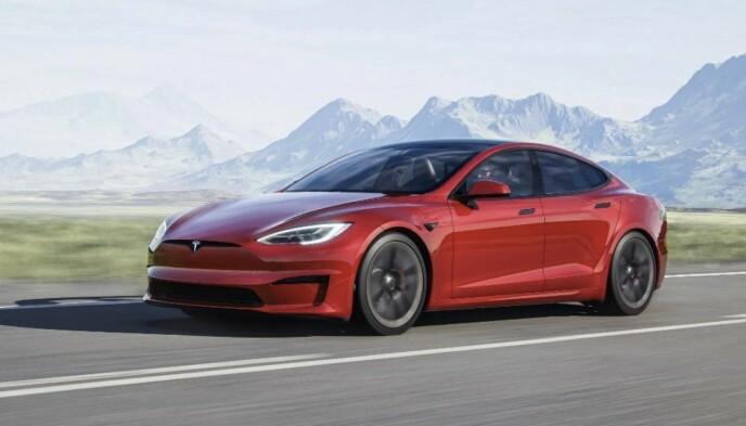 Chrome delete: Bilen får antagelig samme endringen som Model 3, der kromdetaljer er fjernet.