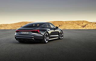 Offisiell: Den raskeste Audi gjennom tidene