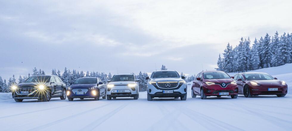1000 norske elbiler kartlagt: Så lang er rekkevidden i praksis