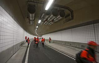 Elbilene kan gjøre tunnelbygging billigere