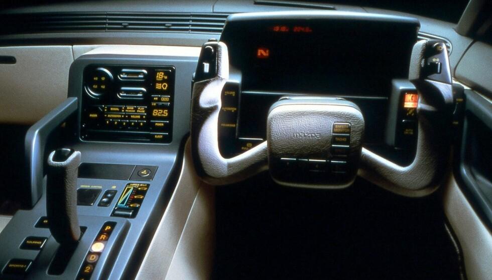 Mazda MX-03 concept fra 1985. Foto: Mazda
