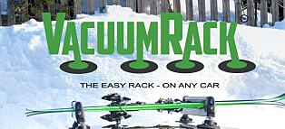 Medlemsfordel: VacuumRack takstativ 20% rabatt