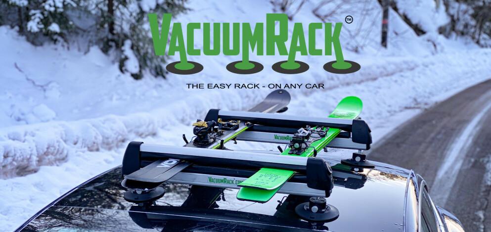 VacuumRack takstativ