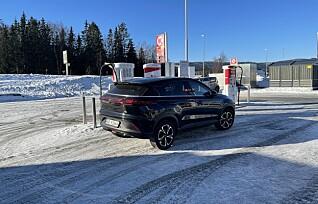 Norske bensinstasjoner: For dyrt å bygge hurtigladere