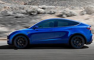 Tesla Model Y kommer allerede i august