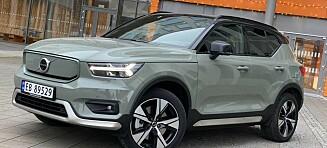 Volvo XC40 kraftig ned i pris