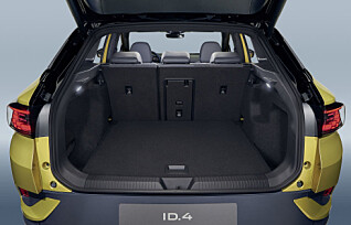 Sjekk bagasjeplassen i de nye elbilene